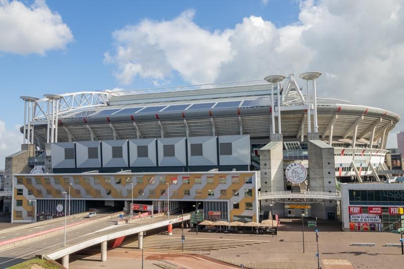Johan Cruijff Arena in Amsterdam