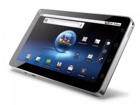 Viewsonic ViewPad 7 : Fiche Technique Complète 1