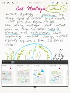 Bamboo Paper : Wacom propose une application de prise de notes pour iPad 6