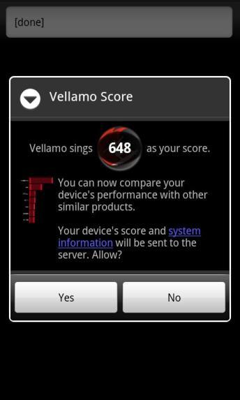 Tester les performances de sa tablette tactile Android avec l'application gratuite Vellamo 5