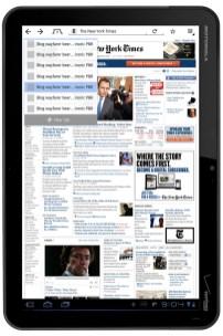 Firefox pour tablettes tactiles Android disponible en test 5