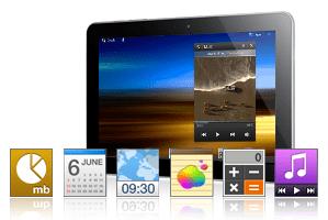 Test complet de la tablette Samsung Galaxy Tab 10.1 2