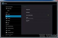 Premières images d'Android 4.0 ICeCream Sandwich sur tablette tactile 39
