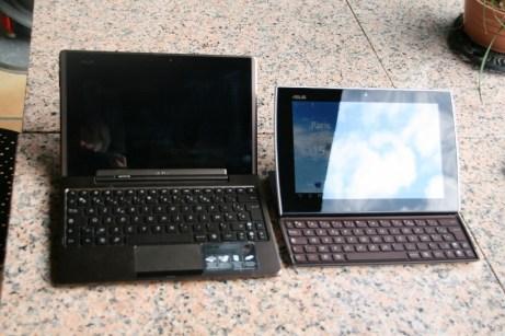 Test complet de la tablette Asus Eee Pad Slider SL101 23