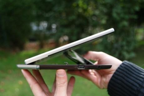Test complet de la tablette Asus Eee Pad Slider SL101 8