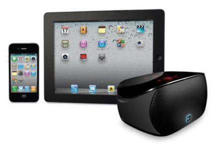 Logitech Mini Boombox : une enceinte Bluetooth portable pour tablette tactile 1