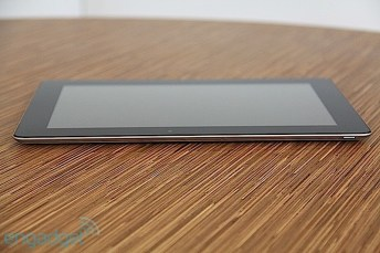 Test Asus Eee Pad Transformer Prime : la meilleure tablette Android selon Engadget 10