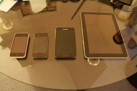 Test Samsung Galaxy Note : Smartphone? Tablette? 15