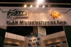 CES 2012 : Prototype ELAN Microelectronics propose un joystick pour tablette tactile Smart 3D force sensor 2
