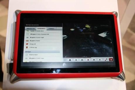 Tablette QOOQ : buzz de la tablette Made In France au CES de Las Vegas ! 3