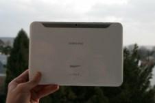 Test complet de la tablette Samsung Galaxy Tab 8.9 8