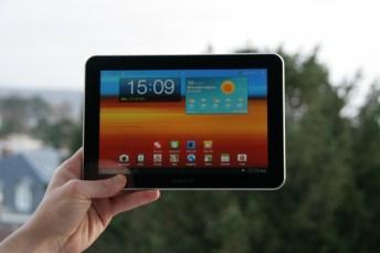 Test complet de la tablette Samsung Galaxy Tab 8.9 2