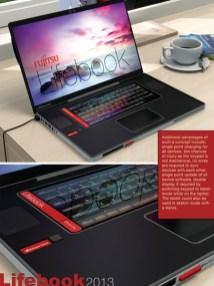 Concept Tablette tactile : Fujitsu détonne avec un nouveau prototype 4 en 1, le Fujitsu Lifebook 3