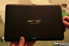 Acer Iconia Tab A510 : photos et caractéristiques de l'Iconia Tab A510 au MWC 5