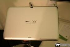 Acer Iconia Tab A510 : photos et caractéristiques de l'Iconia Tab A510 au MWC 2