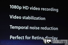 Apple Nouvel iPad (iPad 3) : Fiche technique complète Nouvel iPad (iPad 3), photos ! 4