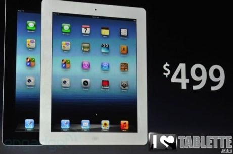 Apple Nouvel iPad (iPad 3) : Fiche technique complète Nouvel iPad (iPad 3), photos ! 9