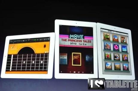 Apple Nouvel iPad (iPad 3) : Fiche technique complète Nouvel iPad (iPad 3), photos ! 12