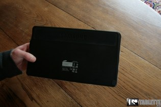 Dock clavier Bluetooth pour Samsung Galaxy Tab 8.9 [Test] 8