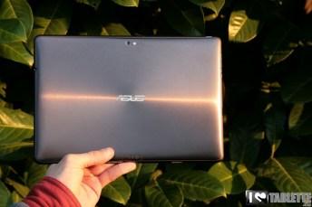 Test et avis de la tablette Asus Transformer Prime 5