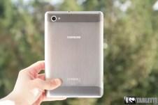 Test et avis de la tablette Samsung Galaxy Tab 7.7 4