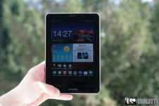 Test et avis de la tablette Samsung Galaxy Tab 7.7 3