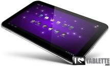 Toshiba Excite AT335 : une tablette Toshiba de 13,3 pouces sous Android 4 en juin 4
