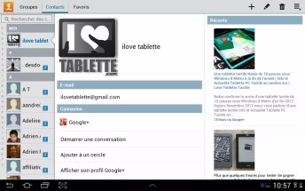 Test complet de la tablette Samsung Galaxy Tab 2 10.1 17