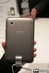 La tablette Samsung Galaxy Tab 2 au format 7 pouces débarque en France 3