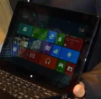 Asus tablet 600, une tablette embarquant le processeur Tegra 3 sous Windows 8 2