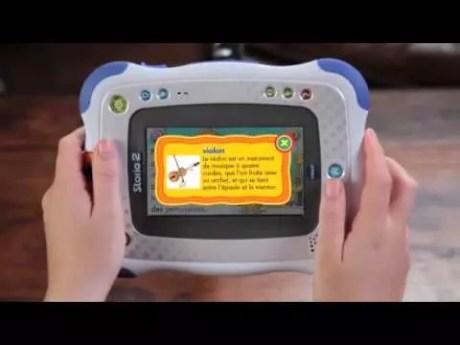 Vtech Storio 2 : la tablette tactile éducative pour les juniors arrive à 99€ 1