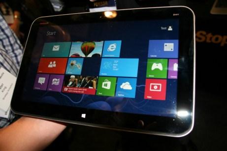 Prise en main de la Tablette PC HP Envy X2 sous windows 8 Pro 1