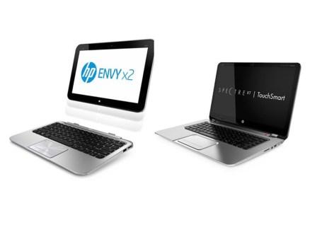 HP lance une nouvelle tablette PC sous Windows 8 : la Envy X2 1
