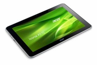 Acer Iconia Tab A210 : la grande soeur de la Iconia Tab A200 11