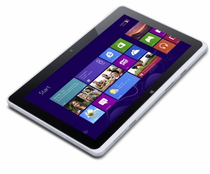 Acer Iconia Tab W510 : prise en main de la nouvelle tablette Windows 8 à l'IFA de Berlin 25