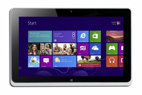 Acer Iconia Tab W510 : prise en main de la nouvelle tablette Windows 8 à l'IFA de Berlin 28