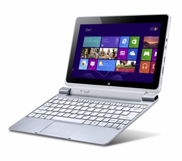 Acer Iconia Tab W510 : prise en main de la nouvelle tablette Windows 8 à l'IFA de Berlin 15