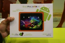 Tablette tactile enfant EasyPad Junior 4.0 : Easypix au salon de l'IFA 10