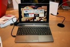 Lenovo IdeaTab S2110A : tablette Android avec dock clavier au salon de l'IFA 16