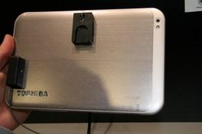 Vidéo tablette Android Toshiba AT270 & AT300 lors de l'IFA de Berlin 7