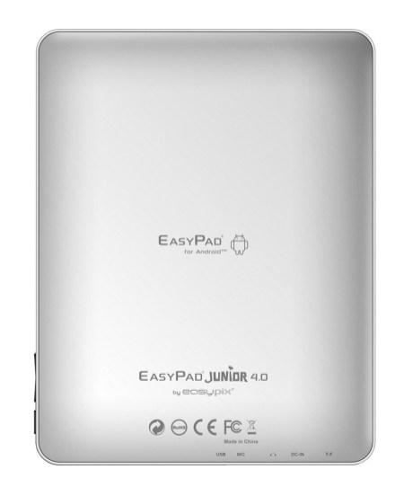 Tablette tactile enfant EasyPad Junior 4.0 : Easypix au salon de l'IFA 1