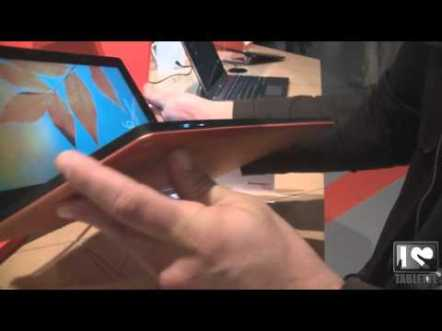 Lenovo IdeaPad YOGA 13 : un ultrabook transformable en tablette 1