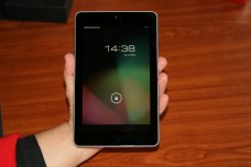 Test complet de la tablette Google Nexus 7 1