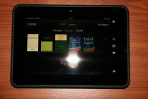 Test tablette Amazon Kindle Fire HD 10