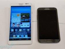 Huawei Ascend Mate : une phablet de 6.1 pouces ! 1