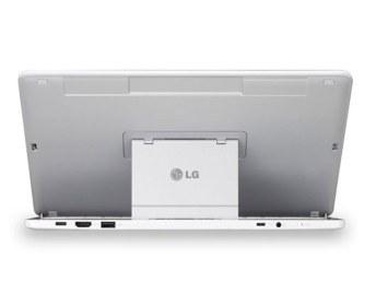 LG lance la tablette PC LG Tap Book H160 sous Windows 8 4
