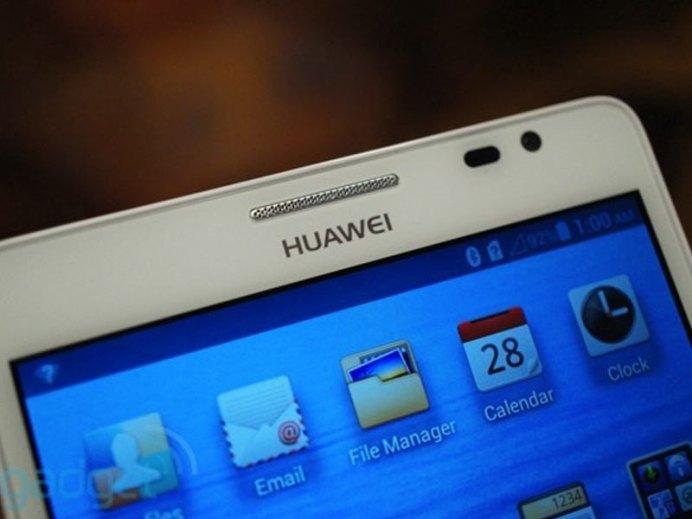 Huawei Ascend Mate : une phablet de 6.1 pouces ! 4