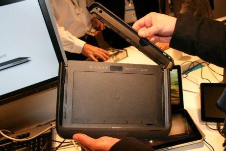 [MWC 2013] Prise en main de la tablette HP ElitePad sous Windows 8 8
