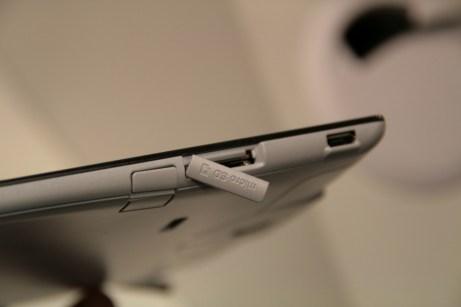 [MWC 2013] Prise en main de la tablette NEC Media Tab UL 10