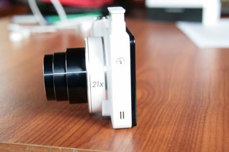 Test : Samsung Galaxy Camera 9